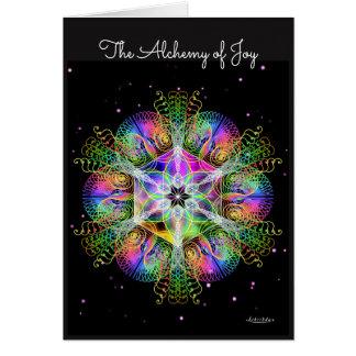 Alchemy of Joy Card