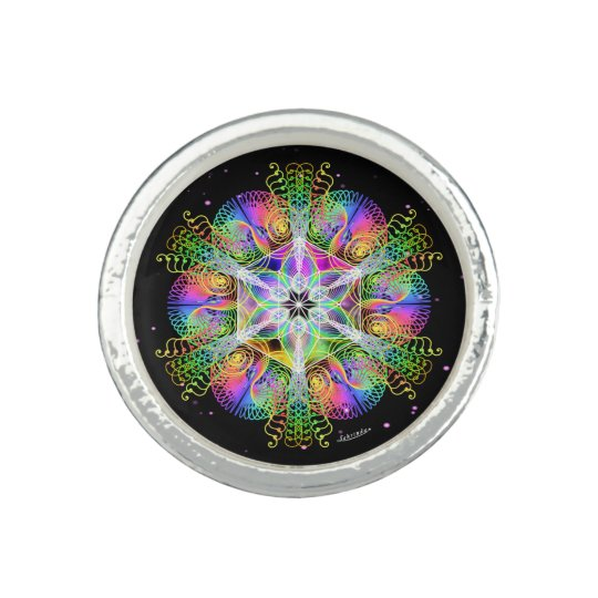 Alchemy of Joy Photo Ring