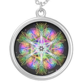 Alchemy of Joy Silver Plated Necklace