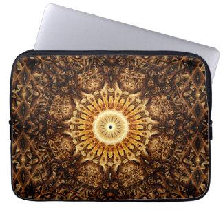 Alchemy of the Mind Mandala Laptop Computer Sleeve
