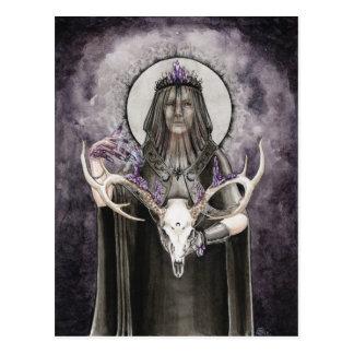 Alchemy Post Card