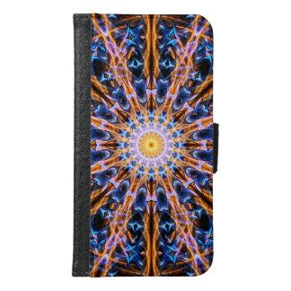 Alchemy Star mandala Samsung Galaxy S6 Wallet Case