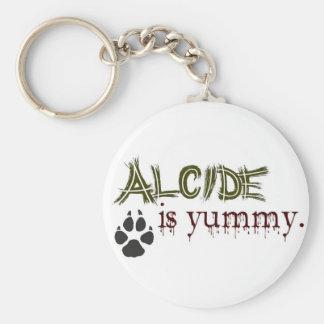 Alcide is Yummy. Keychain