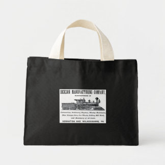 Alco - Dickson Manufacturing Company 1856 Bag