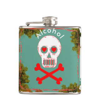 Alco-get Hip Flask