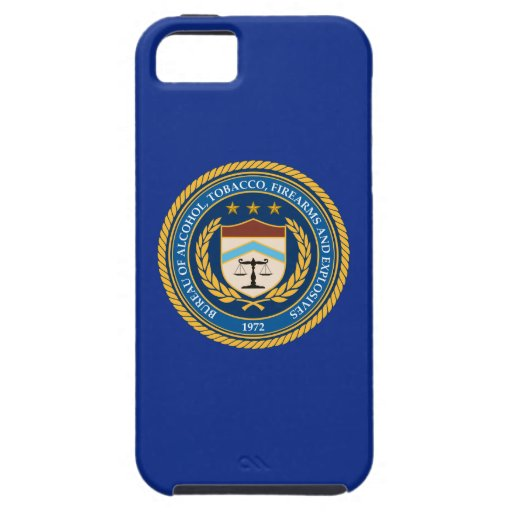 Alcohol Tobacco Firearms Vibe iPhone 5 iPhone 5 Covers