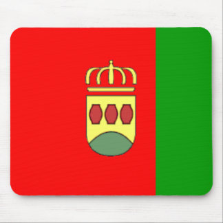 Alcorcón Flag Mousepad