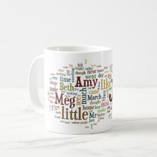 Alcott - Little Women mug