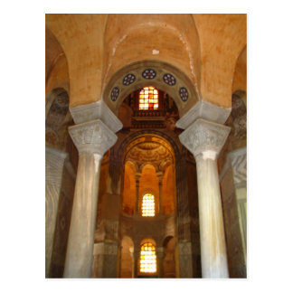 Alcove Pillars Postcard