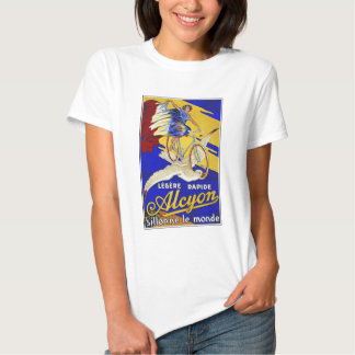 Alcyon Cycles - Vintage Bicycle Art Shirt