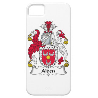 Alden Family Crest iPhone 5 Case