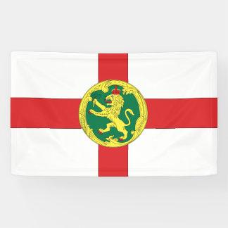 Alderney Flag Banner