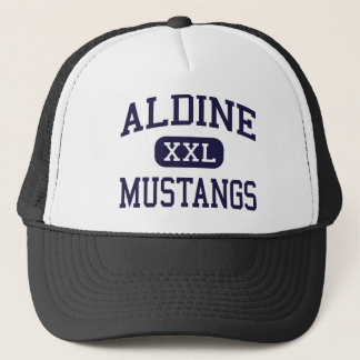Aldine - Mustangs - Senior - Houston Texas Trucker Hat