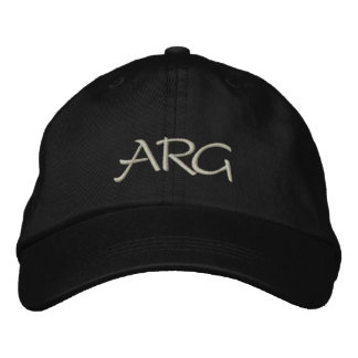 ALDO Relaxing Guitar Casual Embroidered Black Cap