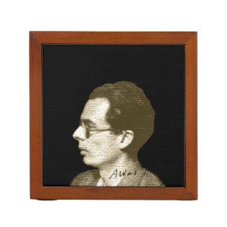 Aldous Huxley Desk Organizer