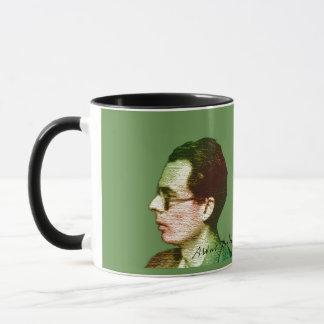 Aldous Huxley Mug