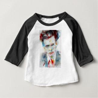 ALDOUS HUXLEY - watercolor portrait .4 Baby T-Shirt