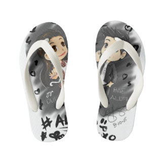 aldub slippers kid's flip flops