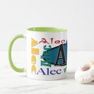 Alec Coffee Mug