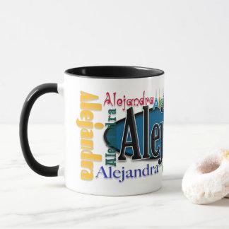 Alejandra Coffee Mug