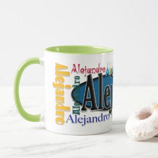 Alejandro Coffee Mug