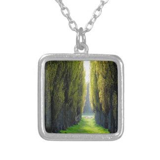 ALEJAWroclaw Poland Silver Plated Necklace