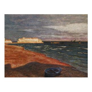 Aleksander Gierymski -seaside Postcard