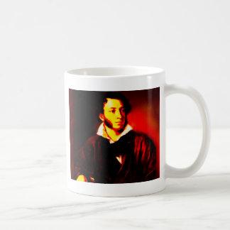 Aleksandr Pushkin Coffee Mug