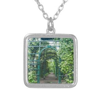 Aleksandria Historical Park Silver Plated Necklace