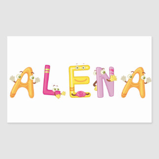 Alena Sticker