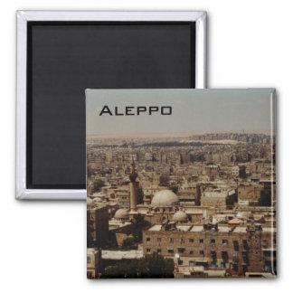 Aleppo Square Magnet