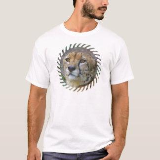 Alert Cheetah Men's T-Shirt
