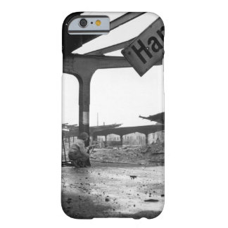 Alert for enemy movement, Pfc_War Image Barely There iPhone 6 Case