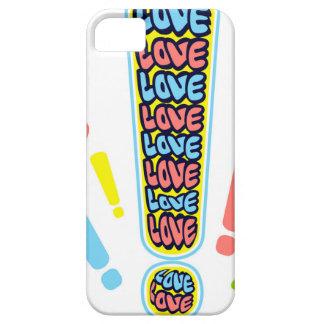 Alert of love iPhone 5 cases