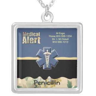alerte médicale de ☤Custom Bijouterie Personnalisée