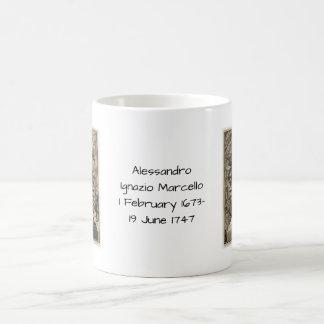 Alessandro Ignazio Marcello Coffee Mug