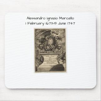 Alessandro Ignazio Marcello Mouse Pad