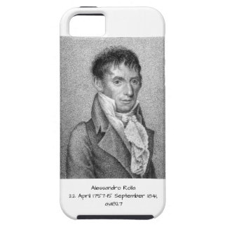 Alessandro Rolla before 1827 iPhone 5 Cover