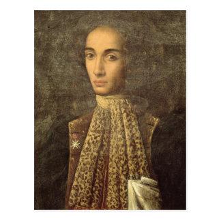 Alessandro Scarlatti Postcard