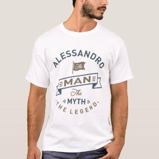 Alessandro The Man T-Shirt