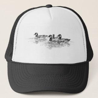 Aleutian Canada Geese Trucker Hat