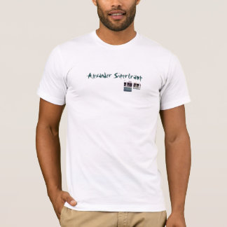 alex, alex2, Alexander Supertramp T-Shirt