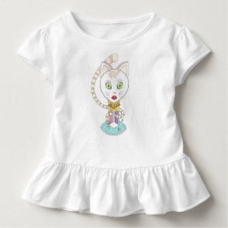 Alex cat toddler t-shirt