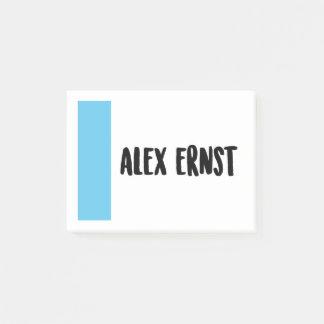 Alex Ernst Post-It Notes