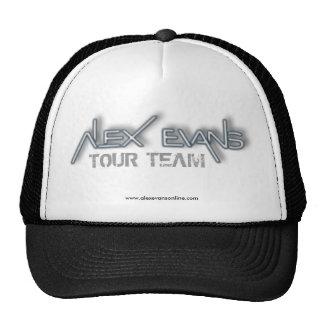 Alex Evans Tour Team Hat