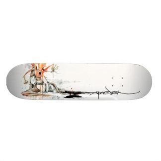 "Alex Pardee ""Geek Love"" Skate Boards"