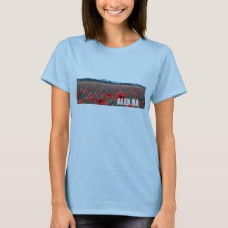 Alex Ra banner t-shirt