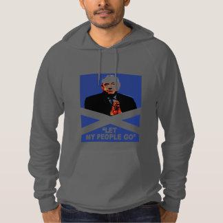 "Alex Salmond, ""Let my people go"" Hooded Sweatshirts"