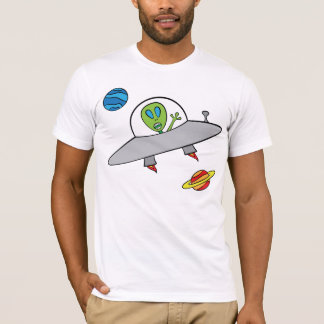 Alex the Alien - Men's T-Shirt