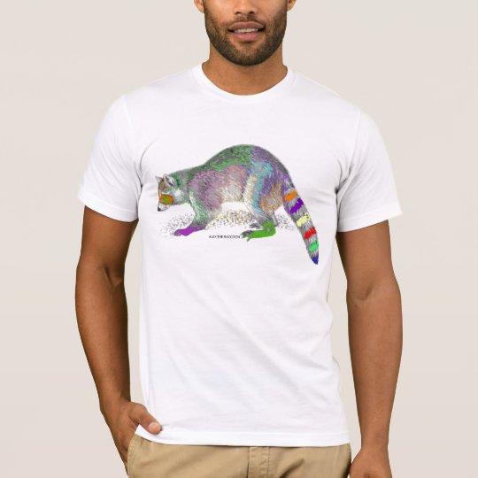 Alex the Raccoon T-Shirt